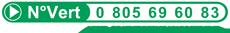 Numéro vert Cypro : 0 805 69 60 83